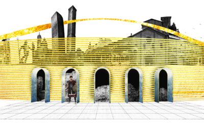 Con il progetto SUM rivive il Teatro Romano di Bologna