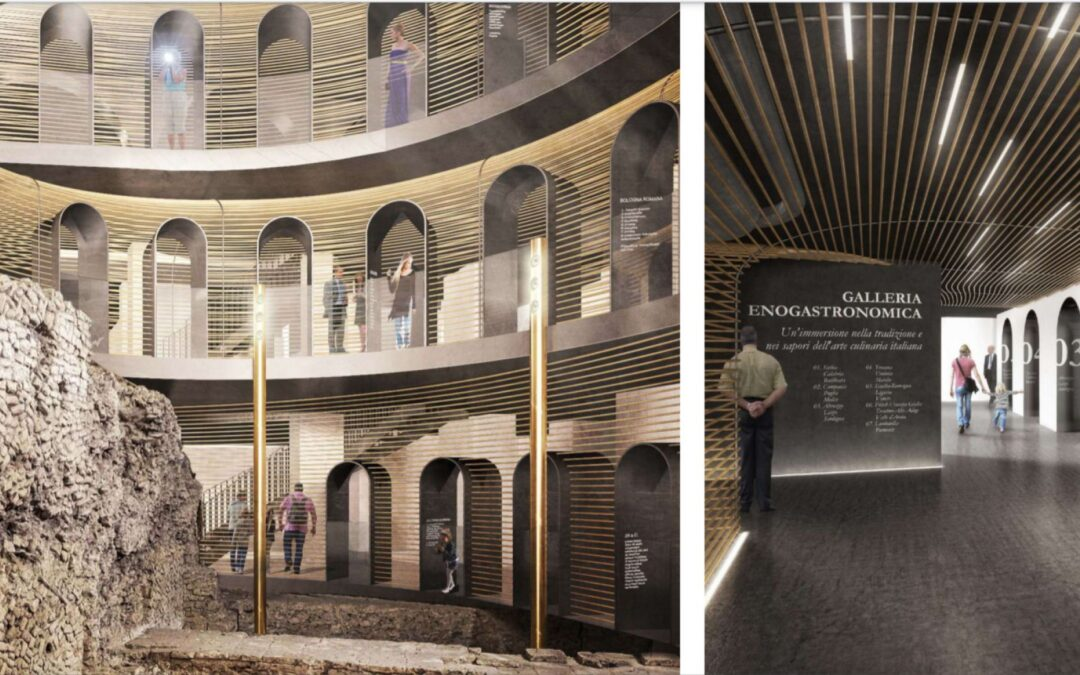 Bologna, la galleria che ospita le vestigia del Teatro Romano torna protagonista